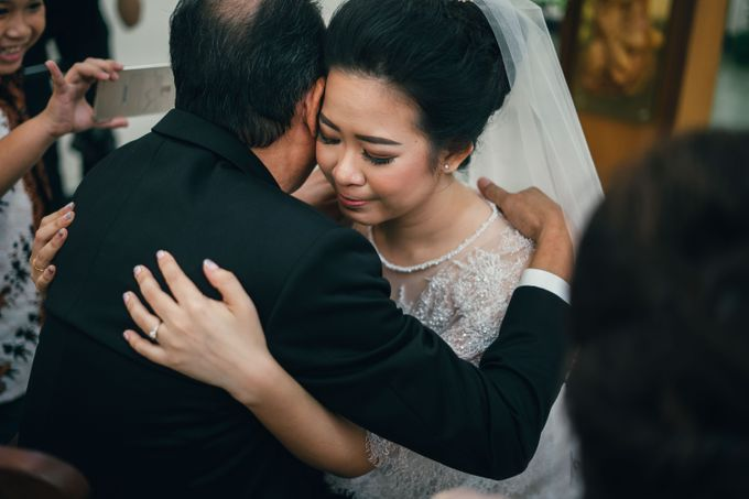 Nicho & Vera Wedding Day by Chroma Pictures - 029