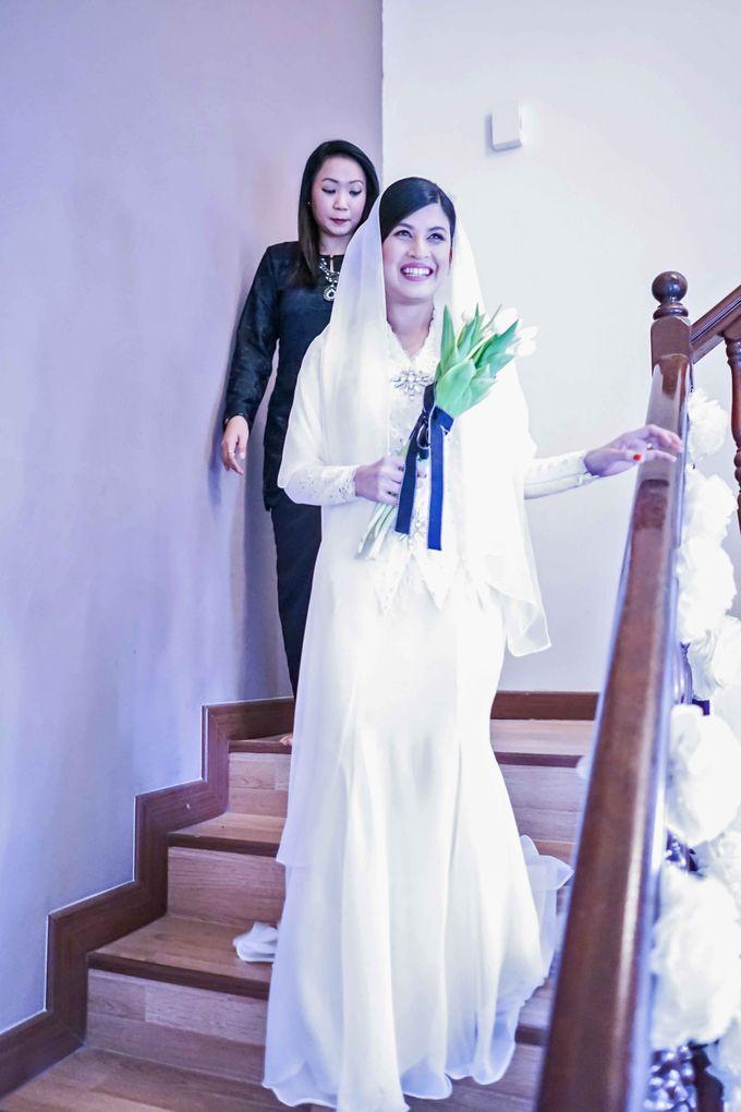 Malay Wedding - Solemnization - Nafisah & Hidhir by Raihan Talib Photography - 013