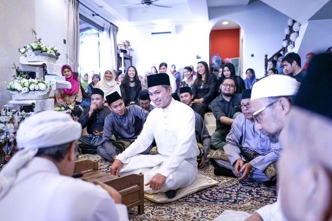 Malay Wedding - Solemnization - Nafisah & Hidhir by Raihan Talib Photography - 017