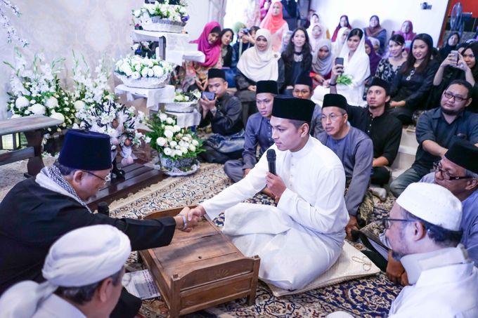 Malay Wedding - Solemnization - Nafisah & Hidhir by Raihan Talib Photography - 019