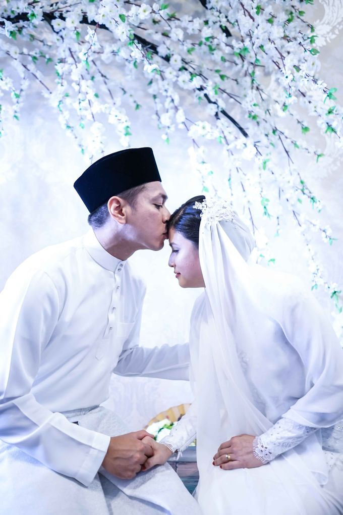Malay Wedding - Solemnization - Nafisah & Hidhir by Raihan Talib Photography - 029