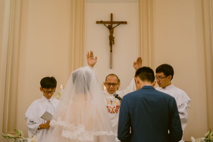 Nicho & Vera Wedding Day by Chroma Pictures - 031