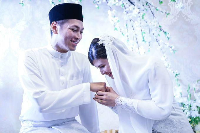 Malay Wedding - Solemnization - Nafisah & Hidhir by Raihan Talib Photography - 030