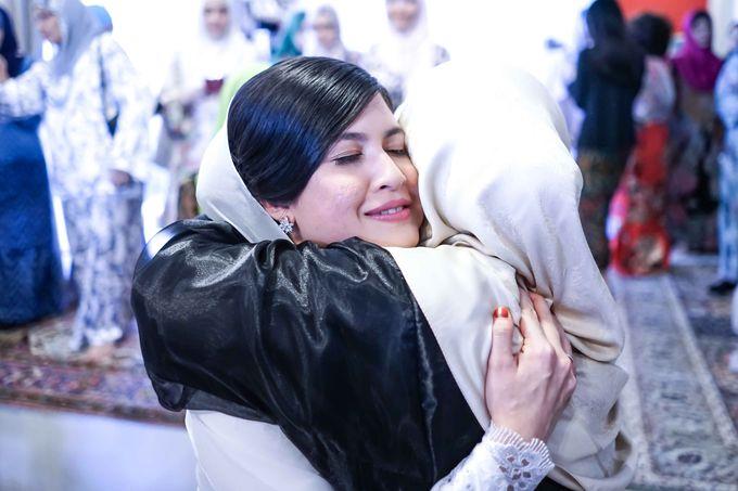 Malay Wedding - Solemnization - Nafisah & Hidhir by Raihan Talib Photography - 027