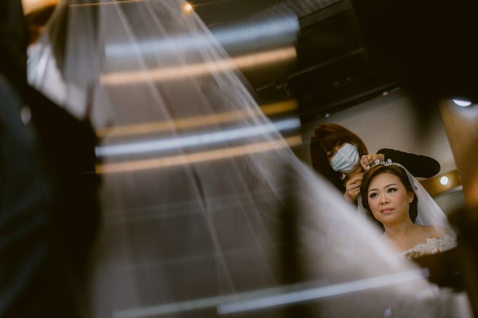 Herman & Vian Wedding Day by Chroma Pictures - 001