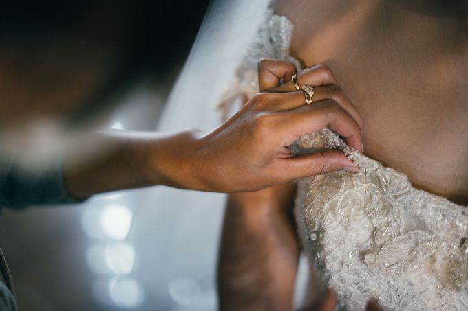 Herman & Vian Wedding Day by Chroma Pictures - 002