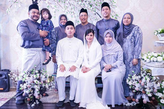 Malay Wedding - Solemnization - Nafisah & Hidhir by Raihan Talib Photography - 031