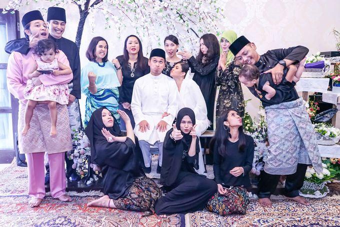 Malay Wedding - Solemnization - Nafisah & Hidhir by Raihan Talib Photography - 034