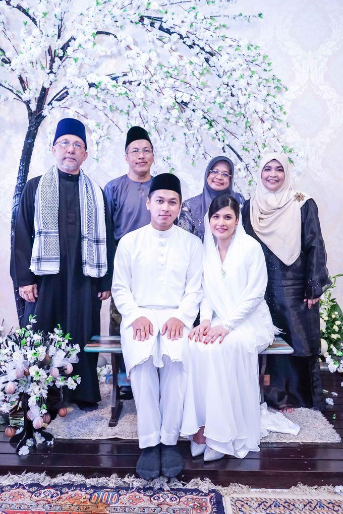 Malay Wedding - Solemnization - Nafisah & Hidhir by Raihan Talib Photography - 035