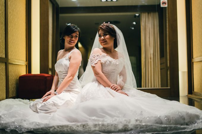 Herman & Vian Wedding Day by Chroma Pictures - 008