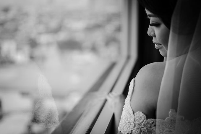 Herman & Vian Wedding Day by Chroma Pictures - 014