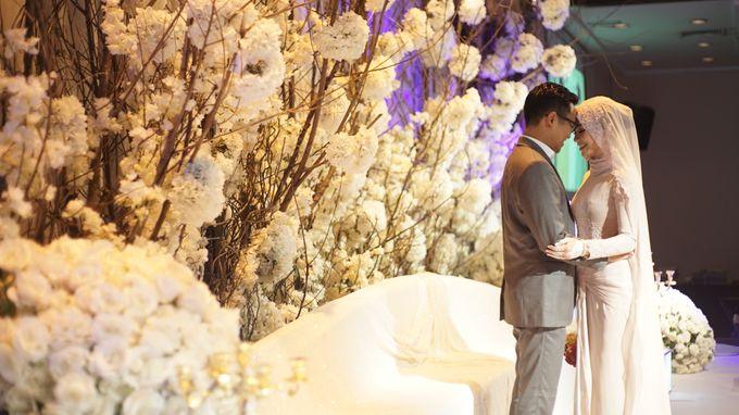 Wedding of Amir & Anis by Drawn - 004