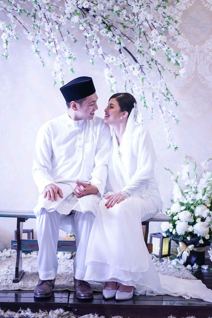 Malay Wedding - Solemnization - Nafisah & Hidhir by Raihan Talib Photography - 036