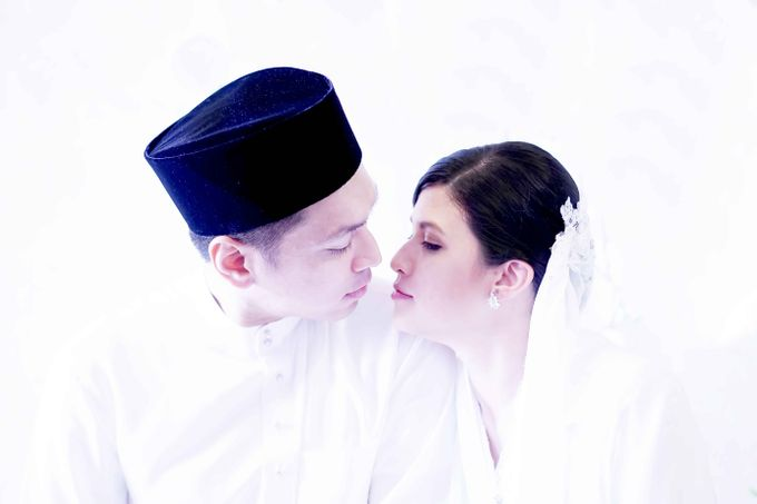 Malay Wedding - Solemnization - Nafisah & Hidhir by Raihan Talib Photography - 001