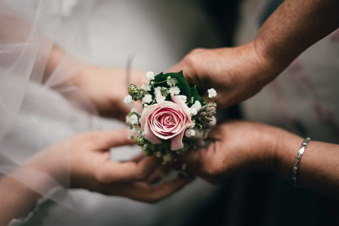 Herman & Vian Wedding Day by Chroma Pictures - 017