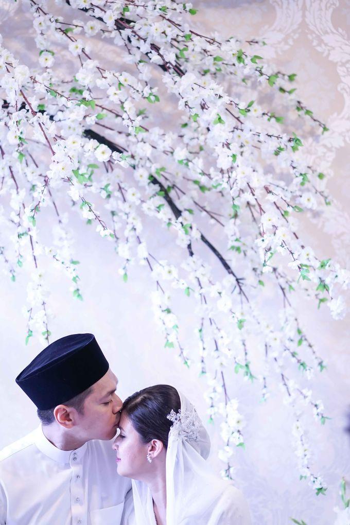 Malay Wedding - Solemnization - Nafisah & Hidhir by Raihan Talib Photography - 037