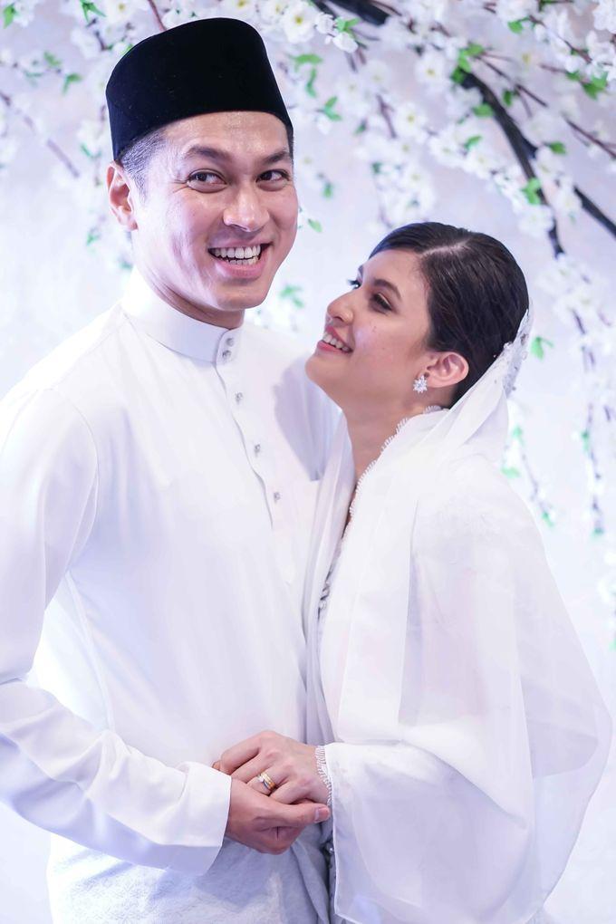 Malay Wedding - Solemnization - Nafisah & Hidhir by Raihan Talib Photography - 038