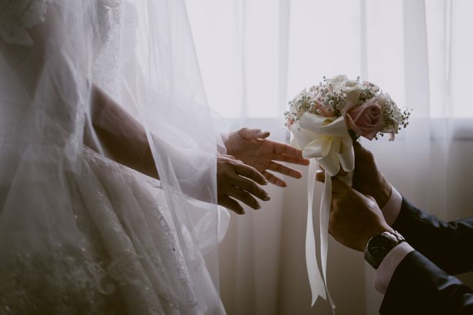 Herman & Vian Wedding Day by Chroma Pictures - 023