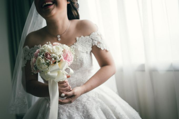 Herman & Vian Wedding Day by Chroma Pictures - 026