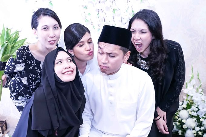 Malay Wedding - Solemnization - Nafisah & Hidhir by Raihan Talib Photography - 032