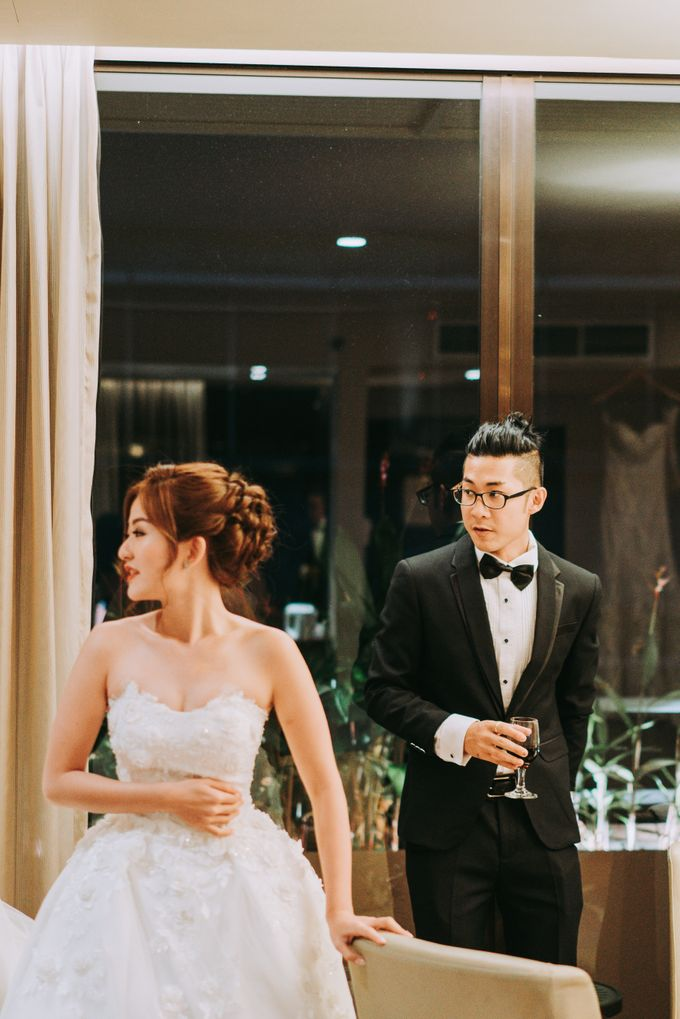 Classy Wedding by Makeup Maestro Weddings - 008