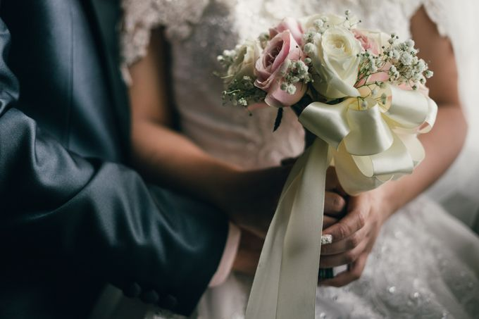 Herman & Vian Wedding Day by Chroma Pictures - 027