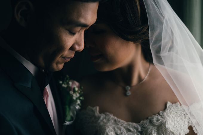 Herman & Vian Wedding Day by Chroma Pictures - 028