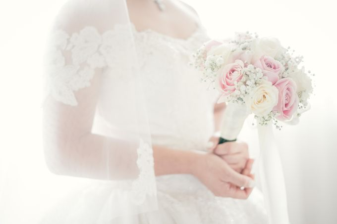 Herman & Vian Wedding Day by Chroma Pictures - 030