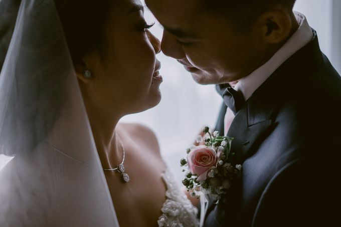 Herman & Vian Wedding Day by Chroma Pictures - 032