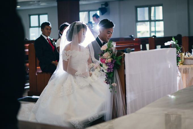 Herman & Vian Wedding Day by Chroma Pictures - 038