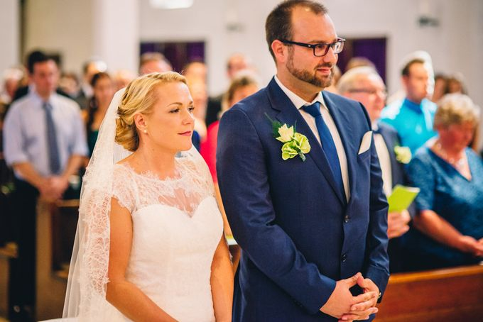 Amazing green wedding by InMoment Wedding Photography - 008