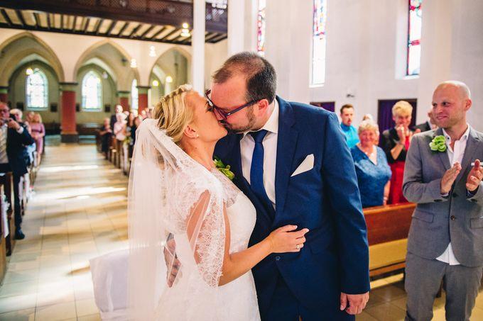 Amazing green wedding by InMoment Wedding Photography - 013