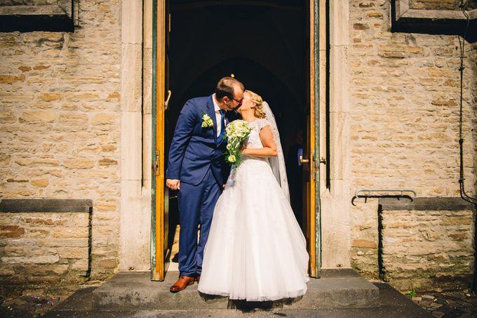 Amazing green wedding by InMoment Wedding Photography - 014
