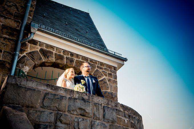Amazing green wedding by InMoment Wedding Photography - 019