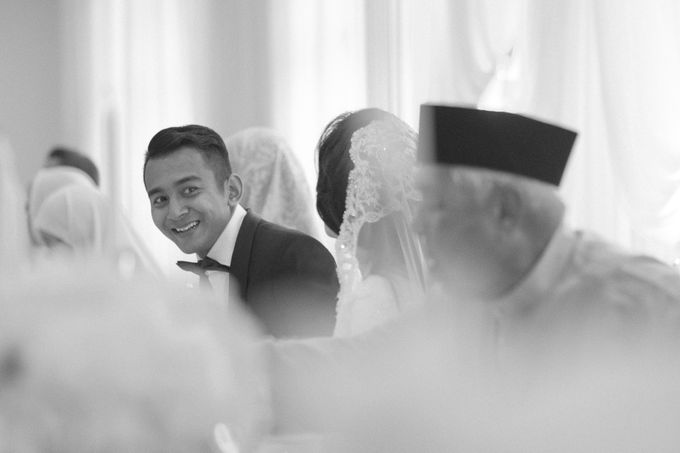 Nadrah & Asyraf by Attirmidzy photography - 034