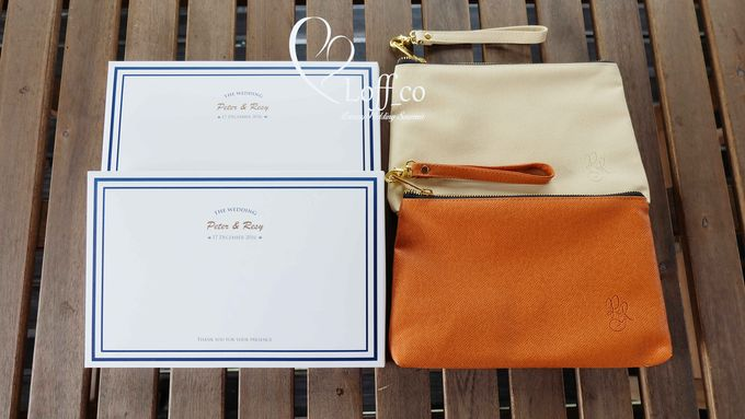 Functional Pouch, Passport & Card Holder by Loff_co souvenir - 007