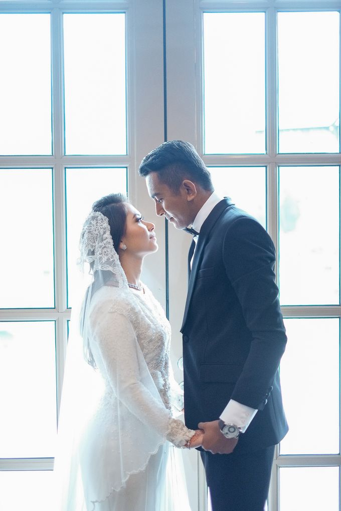 Nadrah & Asyraf by Attirmidzy photography - 042