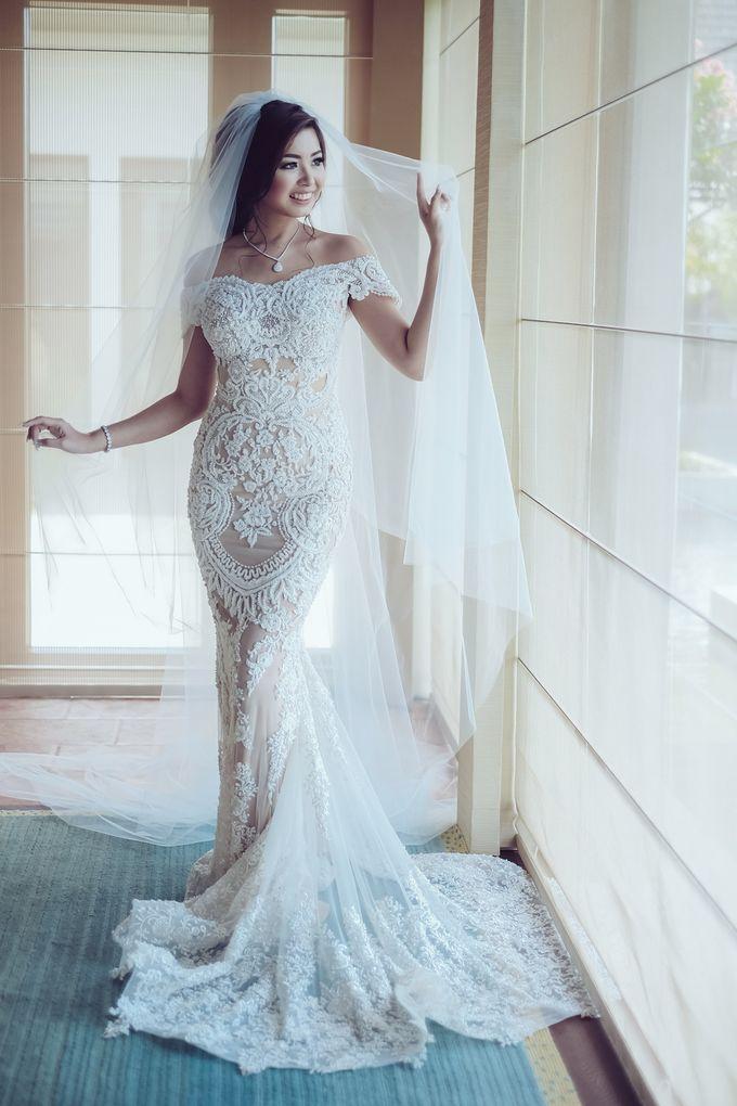 My elegantly intimate wedding by Anaz Khairunnaz - 005