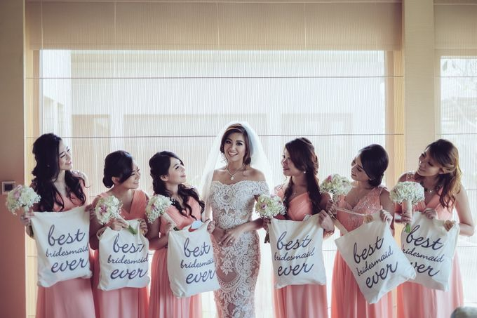 My elegantly intimate wedding by Anaz Khairunnaz - 002