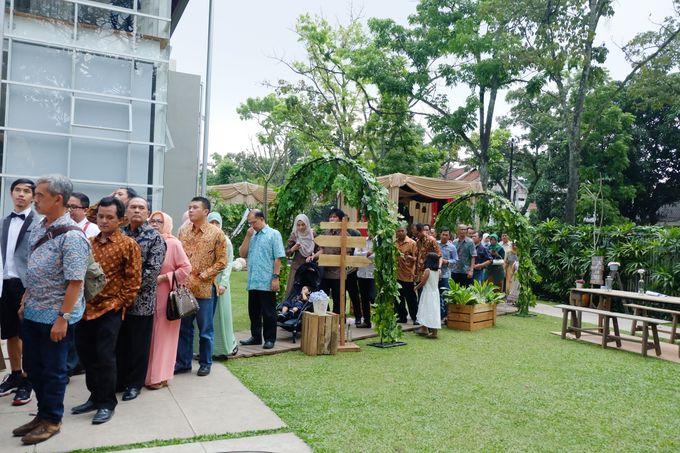 Andra & Sanggi by Malaka Hotel Bandung - 023