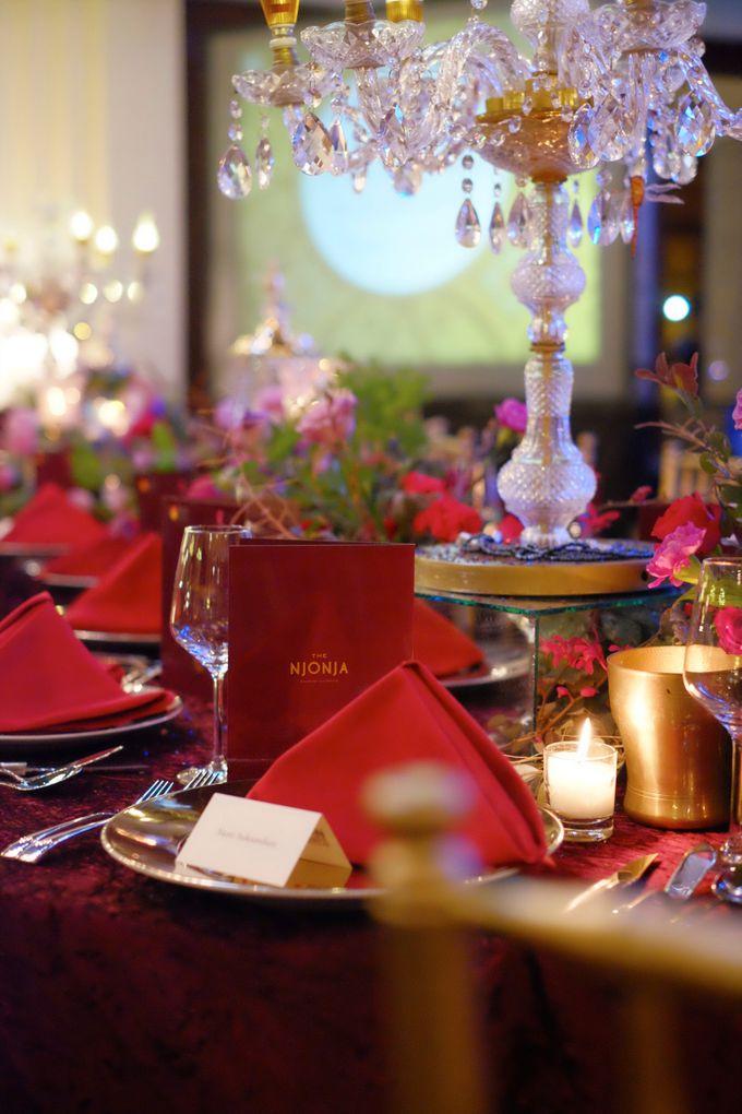 Regalia Gala Dinner by The NJONJA, Gourmet Catering - 001