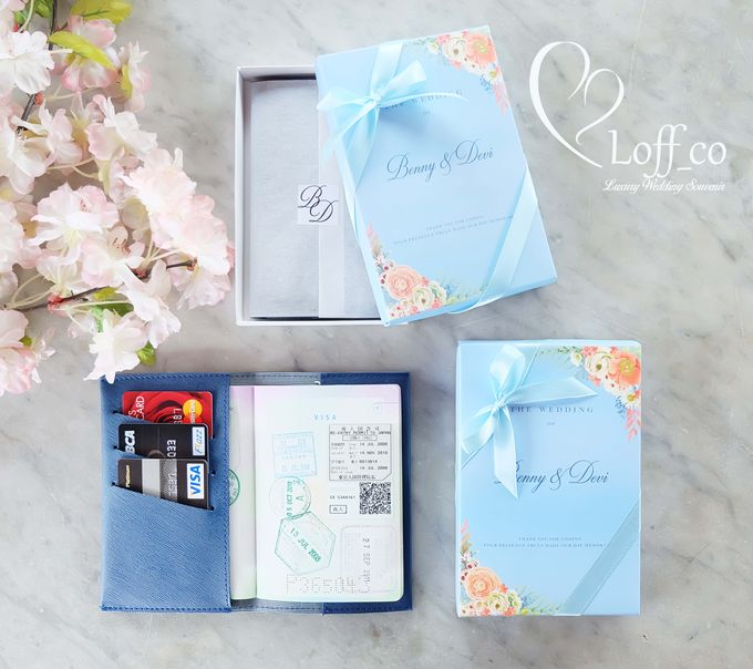 Functional Pouch, Passport & Card Holder by Loff_co souvenir - 011