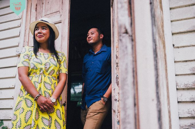 Rahman & Ain The Pre Wedding by The Vanilla Project - 013