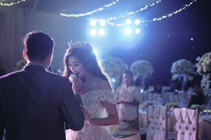 My elegantly intimate wedding by AiLuoSi Wedding & Event Design Studio - 004