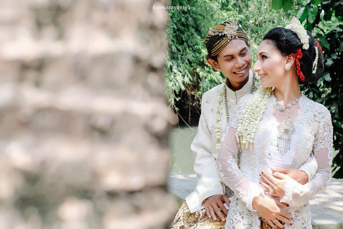 Lauretta & Regol wedding by airwantyanto project - 014