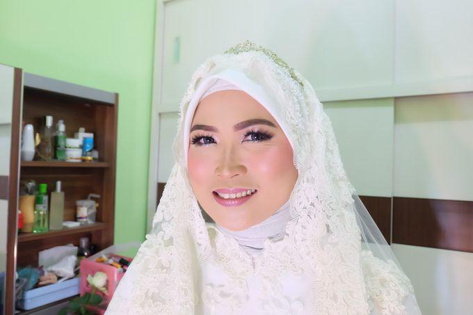 Devi Wedding Day by Ifti Tasya Makeup Artist - 006
