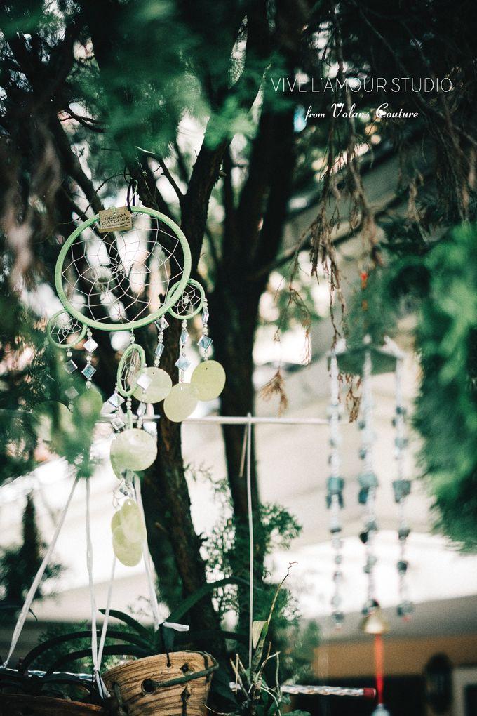 Eileen &  Zhang Fang Actual Wedding Day by Majella's Studios - 001