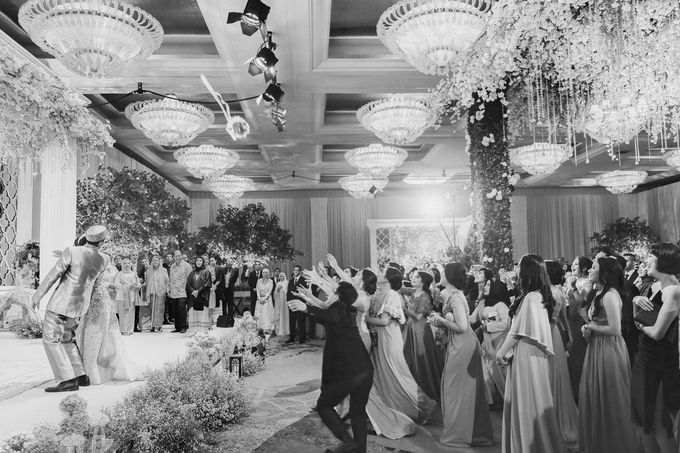 Saffana & Harish Wedding Reception by JAYSU Weddings by Jacky Suharto - 020