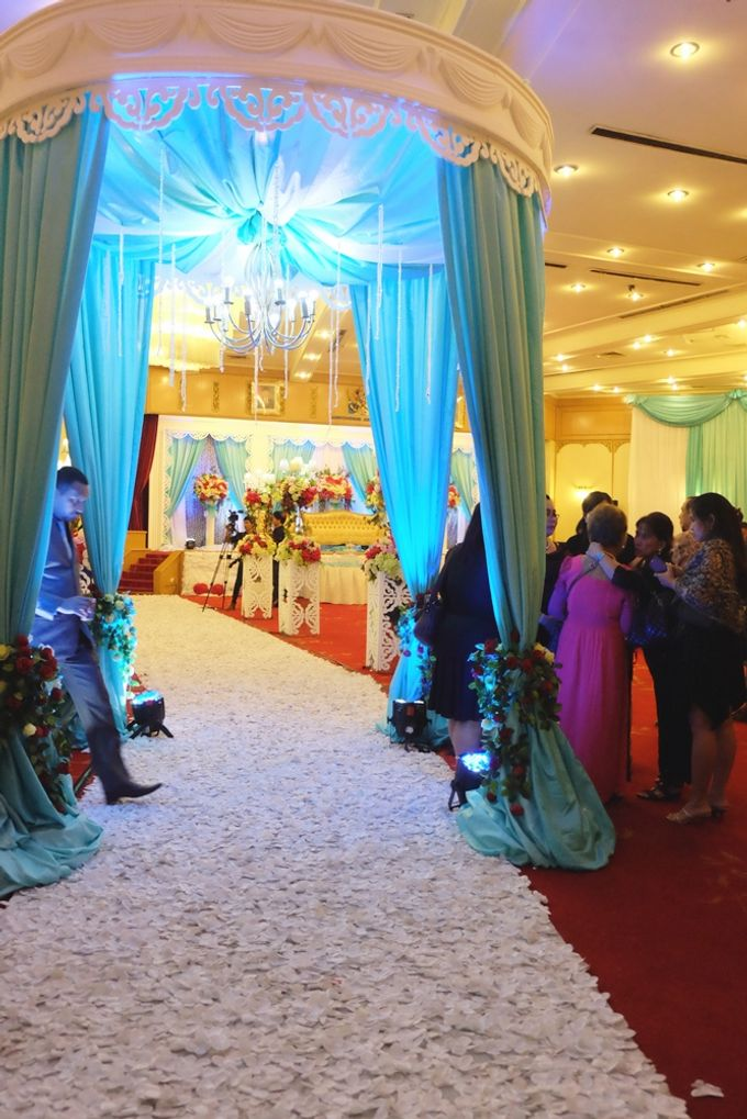 The Wedding of Temy & Kartika by FIVE Seasons WO - 017