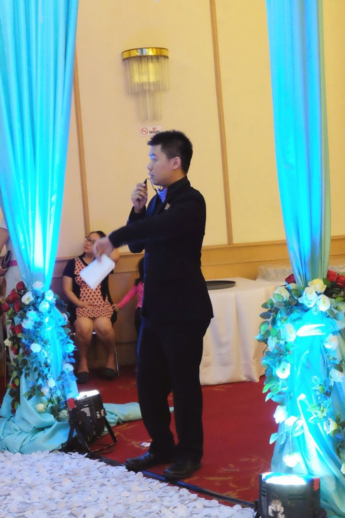 The Wedding of Temy & Kartika by FIVE Seasons WO - 021